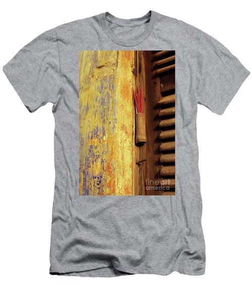 Incense 01 Men's T-Shirt (Athletic Fit)