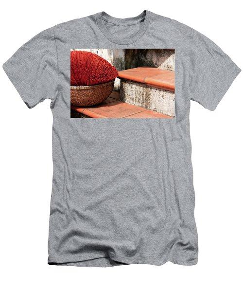 Incense 02 Men's T-Shirt (Athletic Fit)