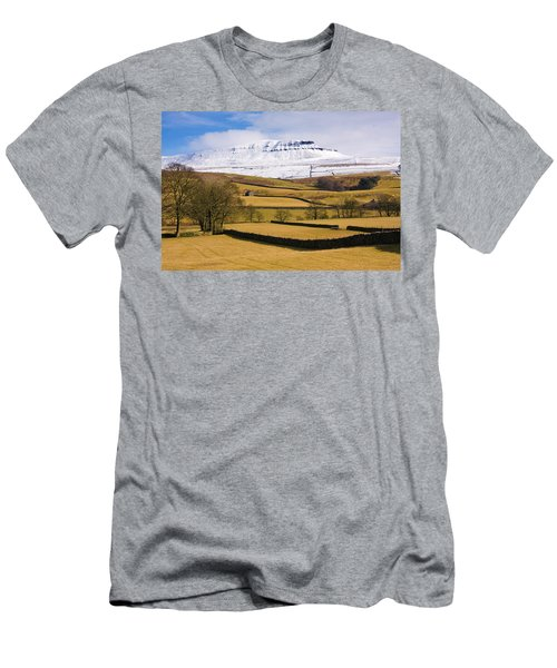Ingleborough Men's T-Shirt (Athletic Fit)