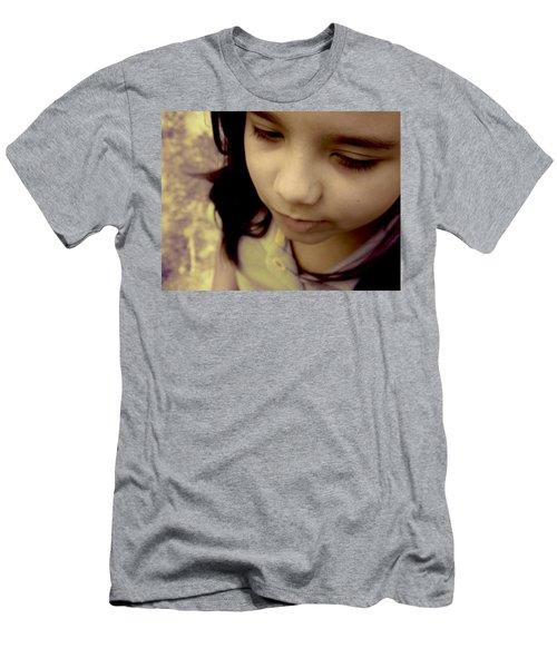 Innocence Men's T-Shirt (Slim Fit) by Paulo Guimaraes