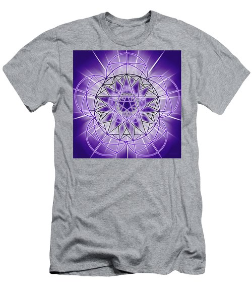 In'phi'nity Star-map Men's T-Shirt (Athletic Fit)