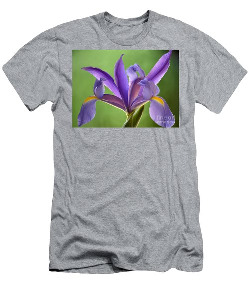 Iris Elegance Men's T-Shirt (Athletic Fit)