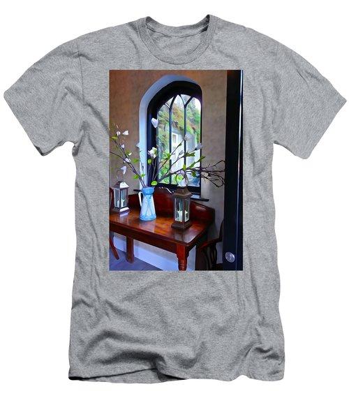 Irish Elegance Men's T-Shirt (Athletic Fit)