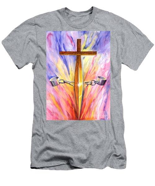 Isaiah 61 Men's T-Shirt (Athletic Fit)