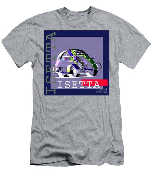 Isetta Men's T-Shirt (Athletic Fit)