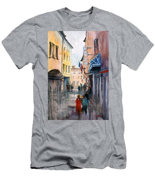 Italian Impressions 3 Men's T-Shirt (Athletic Fit)