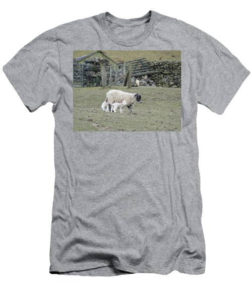 It's Spring Time Men's T-Shirt (Slim Fit) by Tiffany Erdman