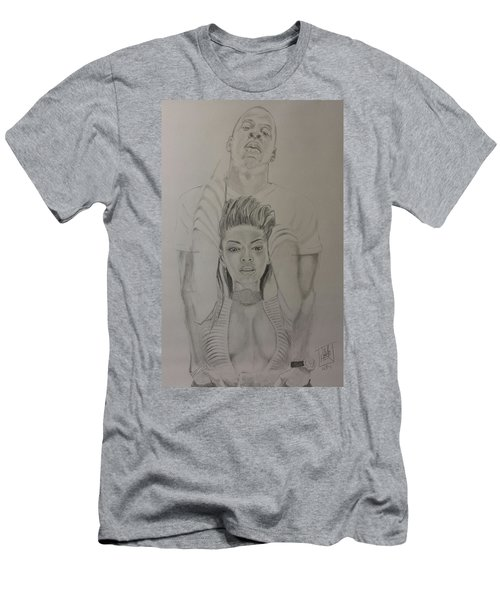 Jaybey Men's T-Shirt (Slim Fit) by DMo Herr