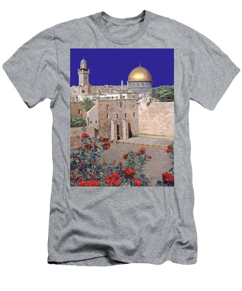 Jerusalem Men's T-Shirt (Athletic Fit)