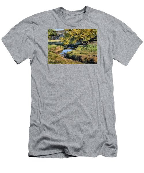 Jordan Creek Autumn Men's T-Shirt (Athletic Fit)