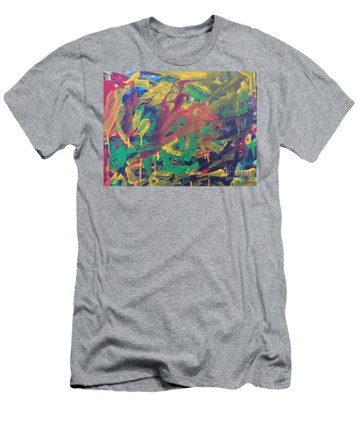 Jungle Men's T-Shirt (Athletic Fit)