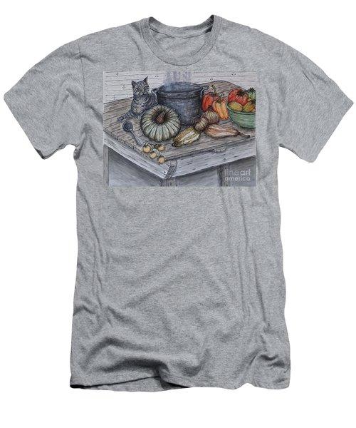 Just Curious Men's T-Shirt (Athletic Fit)