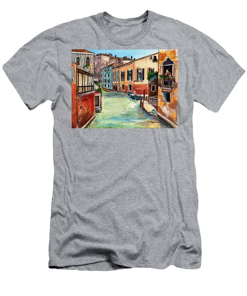 Just In The Neighborhood Men's T-Shirt (Athletic Fit)