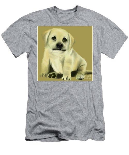 Just Love Me Please Men's T-Shirt (Athletic Fit)