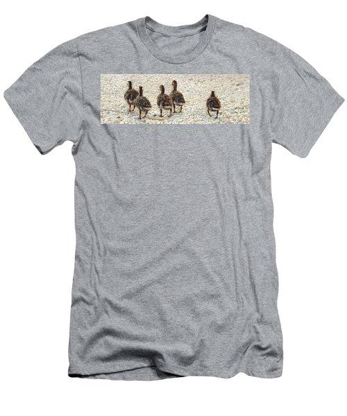 On The Shore Men's T-Shirt (Athletic Fit)