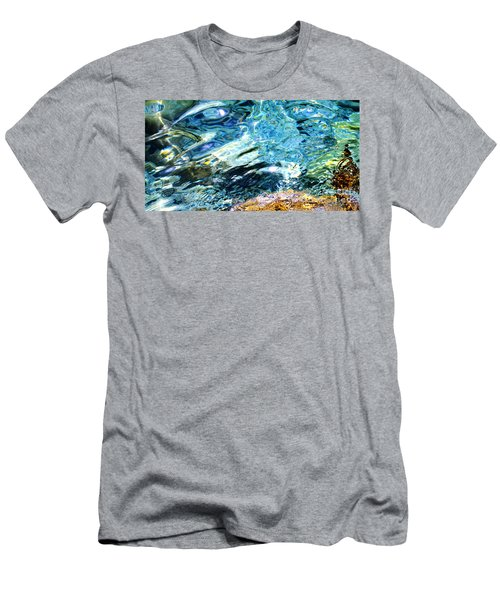 Kanaloa Abstract Men's T-Shirt (Athletic Fit)
