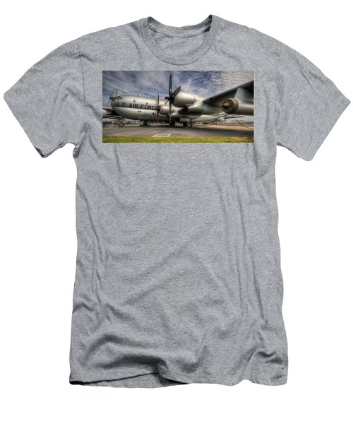 Kc-97 Tanker Men's T-Shirt (Athletic Fit)