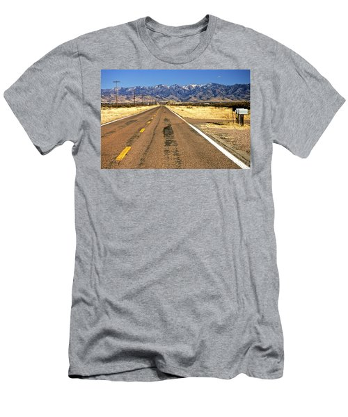 Keep Right On Men's T-Shirt (Athletic Fit)