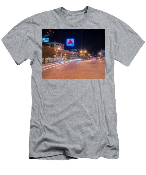Kenmore Square Men's T-Shirt (Athletic Fit)