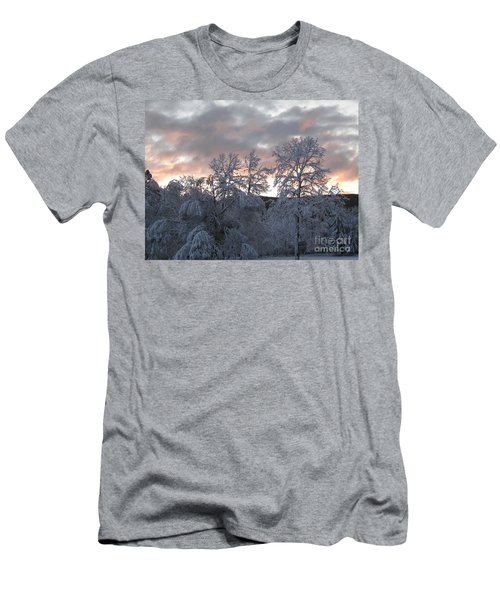 Kent Ct Oct 2011 Men's T-Shirt (Slim Fit) by HEVi FineArt