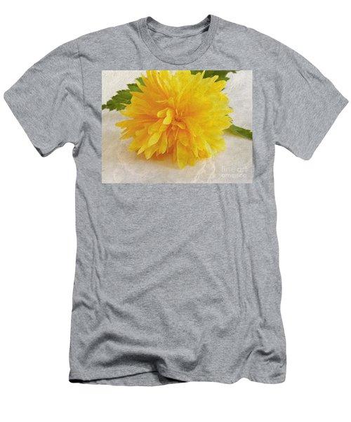 Kerria Japonica Men's T-Shirt (Athletic Fit)