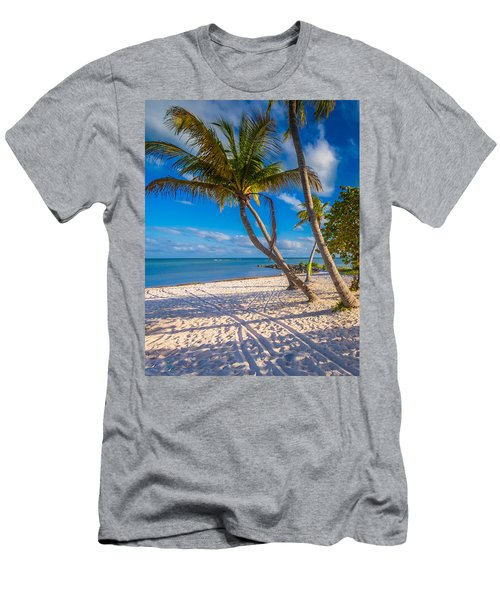 Key West Florida Men's T-Shirt (Athletic Fit)
