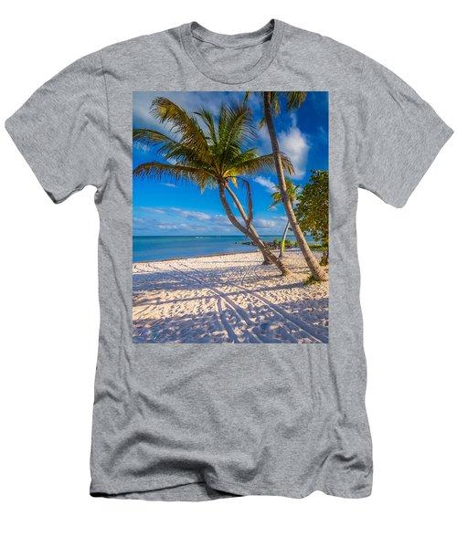 Key West Florida Men's T-Shirt (Athletic Fit)