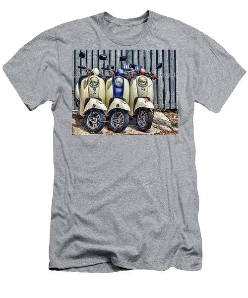 Conch Travel Men's T-Shirt (Athletic Fit)