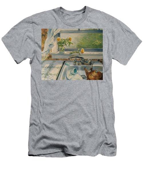 Kitchen Sink Men's T-Shirt (Slim Fit) by Joy Nichols