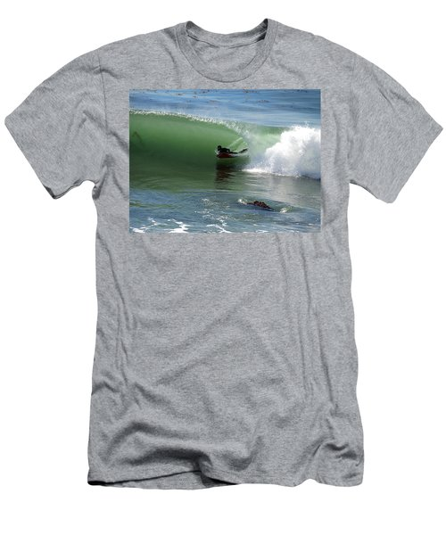 Know What Lies Beneath Men's T-Shirt (Athletic Fit)