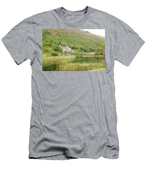 Kylemore Abbey 1 Men's T-Shirt (Slim Fit) by Mary Carol Story
