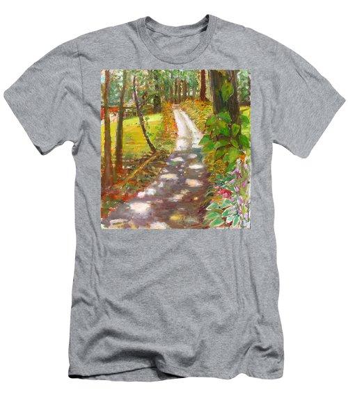 La009 Men's T-Shirt (Athletic Fit)
