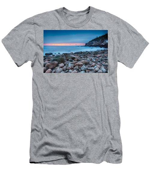 Land Of Sunrise Men's T-Shirt (Athletic Fit)