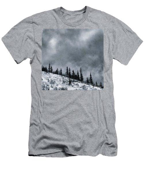 Land Shapes 1 Men's T-Shirt (Athletic Fit)