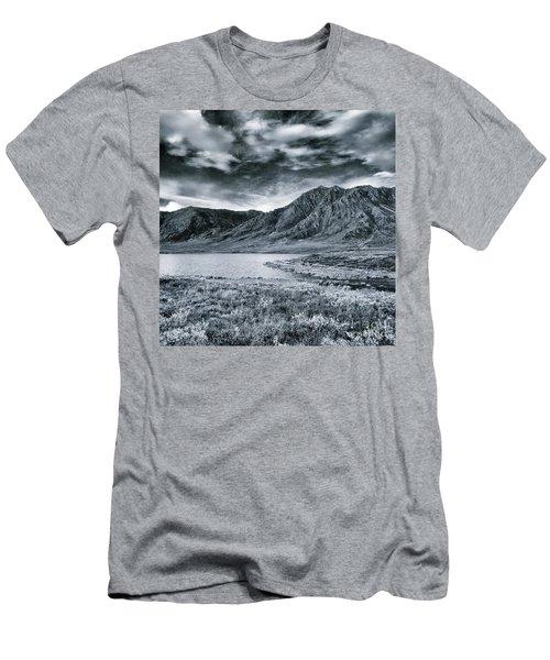 Land Shapes 33 Men's T-Shirt (Athletic Fit)