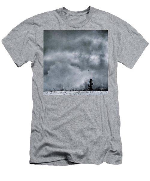 Land Shapes 5 Men's T-Shirt (Athletic Fit)