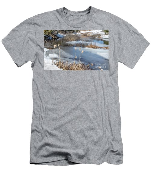 Last Days Of Winter Men's T-Shirt (Athletic Fit)