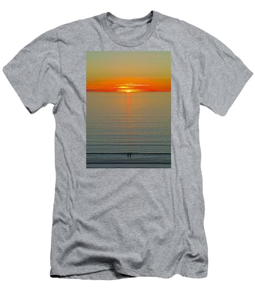 Last Rays Men's T-Shirt (Athletic Fit)