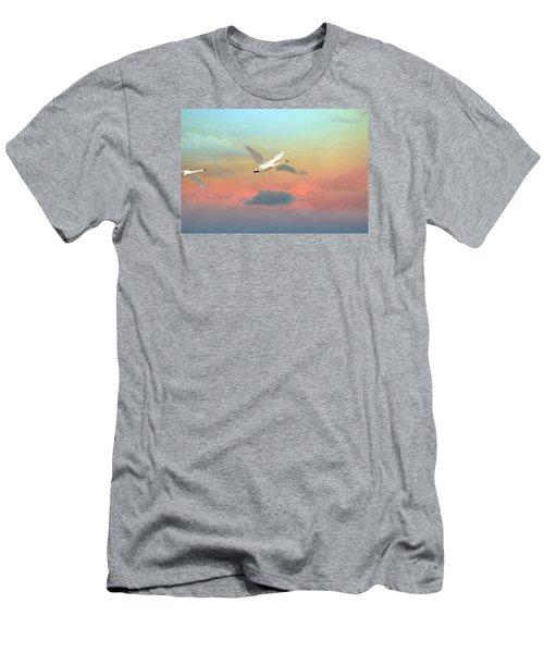 Last Vestige Men's T-Shirt (Slim Fit) by Ed Hall