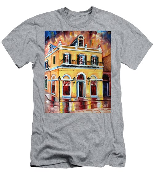 Latrobe Building On Royal Street Men's T-Shirt (Athletic Fit)