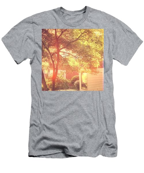 Lazy Days Of Summer Men's T-Shirt (Athletic Fit)