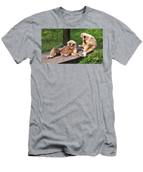 Lazy Life Men's T-Shirt (Athletic Fit)