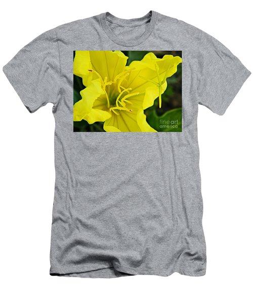 Lemon Sundrop Men's T-Shirt (Athletic Fit)