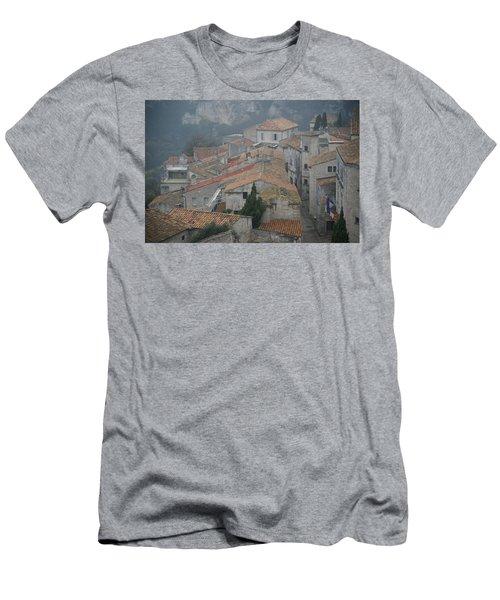 Les Baux Men's T-Shirt (Athletic Fit)
