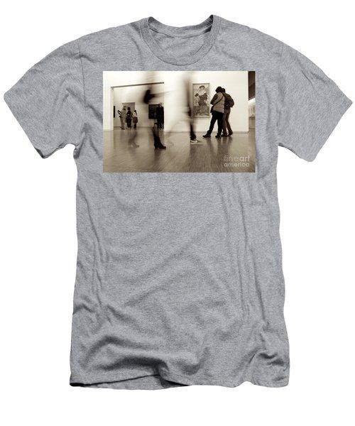 Les Fantasmes De Pompidou Men's T-Shirt (Athletic Fit)
