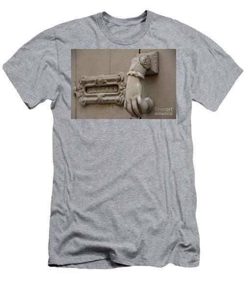 Letterbox Men's T-Shirt (Athletic Fit)