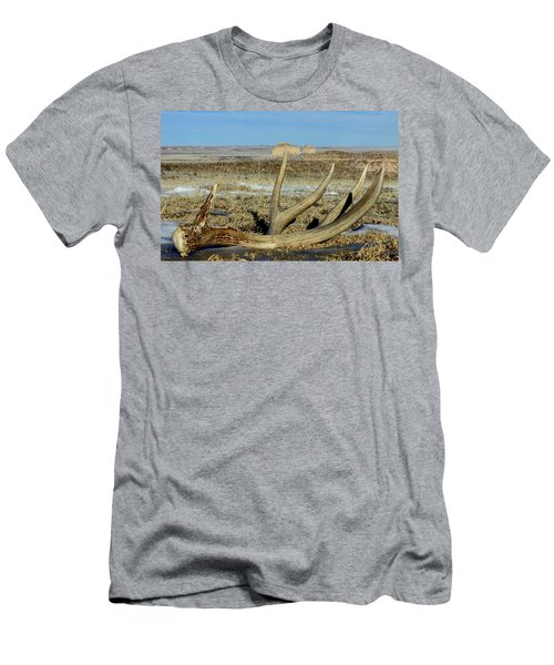 Life Above The Buttes Men's T-Shirt (Athletic Fit)