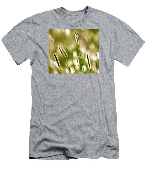 Men's T-Shirt (Slim Fit) featuring the photograph Light Play by Andy Crawford