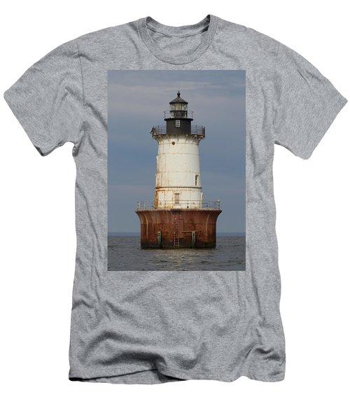 Lighthouse 3 Men's T-Shirt (Athletic Fit)