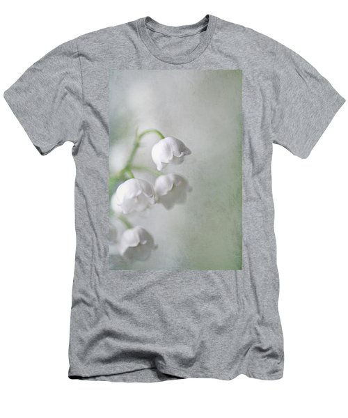 Lilies Of The Valley Men's T-Shirt (Athletic Fit)